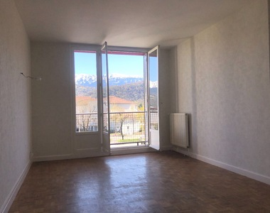 Vente Appartement 66m² Saint-Martin-d'Hères (38400) - photo