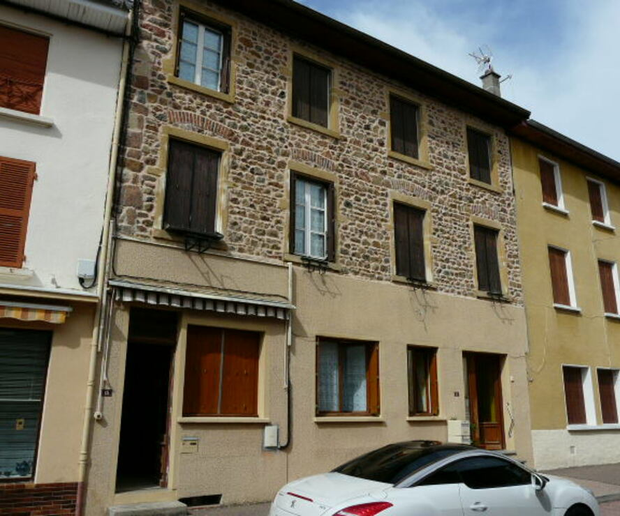 Vente Immeuble Saint-Vincent-de-Reins (69240) - photo