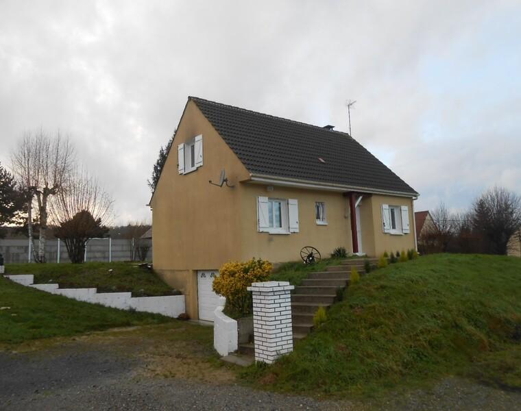 Vente Maison 3 pièces 90m² Mondescourt (60400) - photo