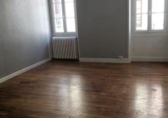 Location Appartement 3 pièces 8 353m² Saint-Jean-en-Royans (26190) - photo