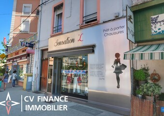 Vente Local commercial 1 pièce 45m² Voiron (38500) - photo