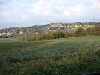 Sale Land 800m² Saint-Just-Chaleyssin (38540) - Photo 1