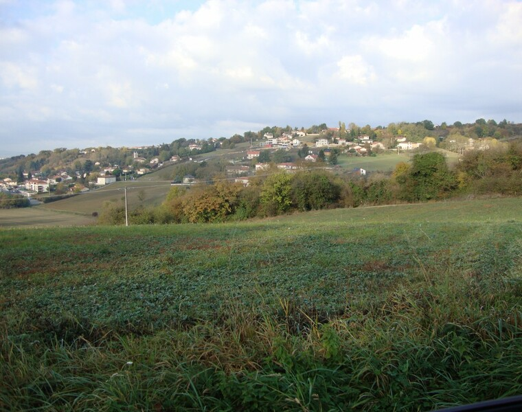 Sale Land 800m² Saint-Just-Chaleyssin (38540) - photo