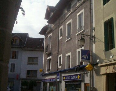 Location Appartement 1 pièce 9m² Rumilly (74150) - photo