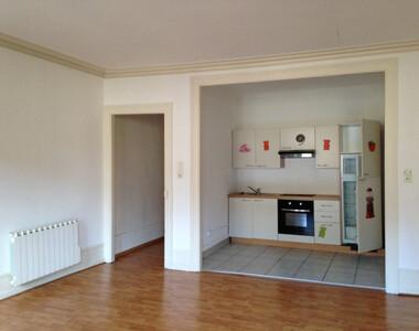 Renting Apartment 2 rooms 65m² Lure (70200) - photo