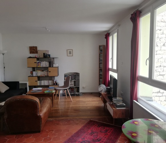 Vente Appartement 4 pièces 83m² Paris 20 (75020) - photo