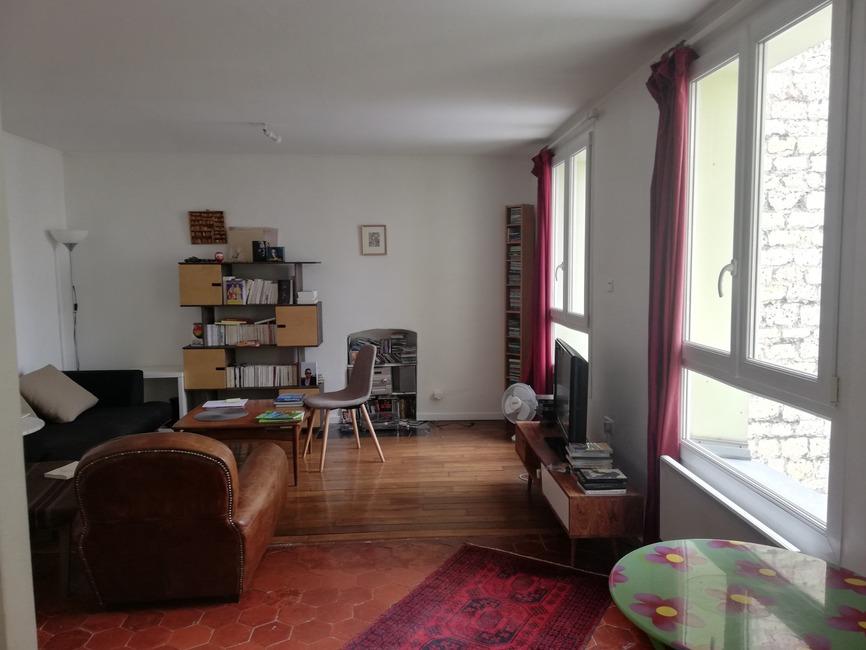 Sale Apartment 4 rooms 79m² Paris 20 (75020) - photo