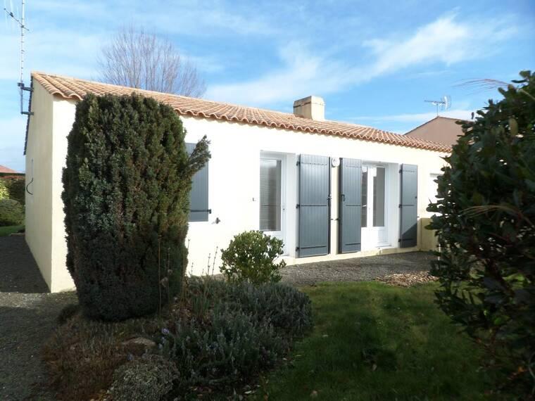 Vente Maison 3 pièces 70m² Château-d'Olonne (85180) - photo