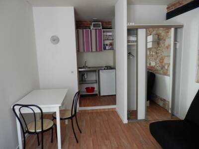 Location Appartement 1 pièce 18m² Dax (40100) - Photo 1