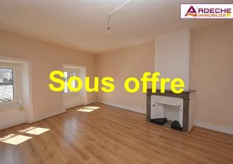 Vente Appartement 3 pièces 50m² Privas (07000) - Photo 1