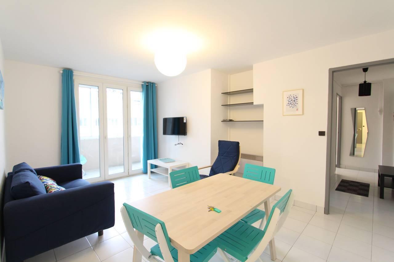 Location Appartement 4 Pièces 63m² Grenoble (38000)   Photo