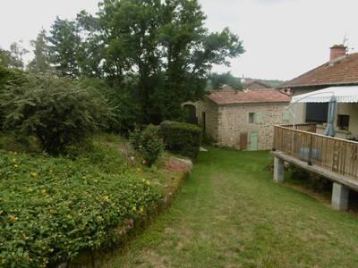Vente Maison 3 pièces Égliseneuve-près-Billom (63160) - photo