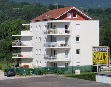 Location Appartement 2 pièces 44m² Rumilly (74150) - photo