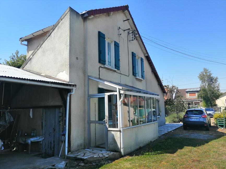 Vente Maison 4 pièces 90m² Beaumont-sur-Oise (95260) - photo