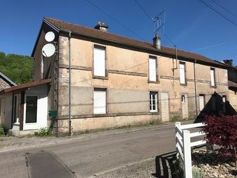 Vente Maison 4 pièces 115m² Raddon-et -Chapendu (70280) - photo