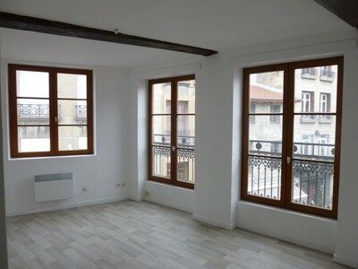 Location Appartement 2 pièces 39m² Saint-Étienne (42000) - photo