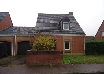 Vente Maison 6 pièces 91m² Oye-Plage (62215) - photo