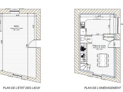 Vente Maison 3 pièces 100m² Saint-Jean-Bonnefonds (42650) - Photo 4