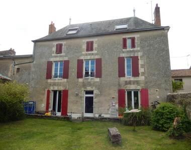 Vente Maison 7 pièces 208m² Thénezay (79390) - photo