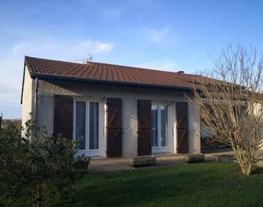 Vente Maison 5 pièces 92m² Saint-Étienne-de-Saint-Geoirs (38590) - photo