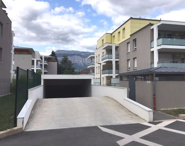 Location Garage 16m² Gières (38610) - photo