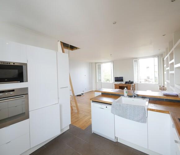 Vente Appartement 3 pièces 80m² Suresnes (92150) - photo