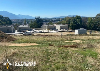 Vente Terrain 863m² Voiron (38500) - Photo 1