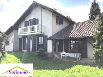 Vente Maison 5 pièces 130m² Bilieu (38850) - photo