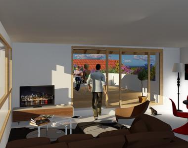Vente Appartement 4 pièces 87m² Fillinges (74250) - photo