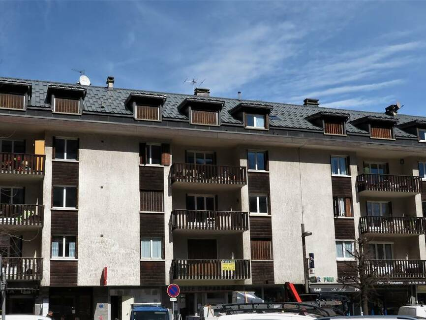 Sale Apartment 5 rooms 107m² Le Bourg-d'Oisans (38520) - photo