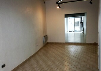 Location Local commercial 1 pièce 25m² Saint-Jean-en-Royans (26190) - photo