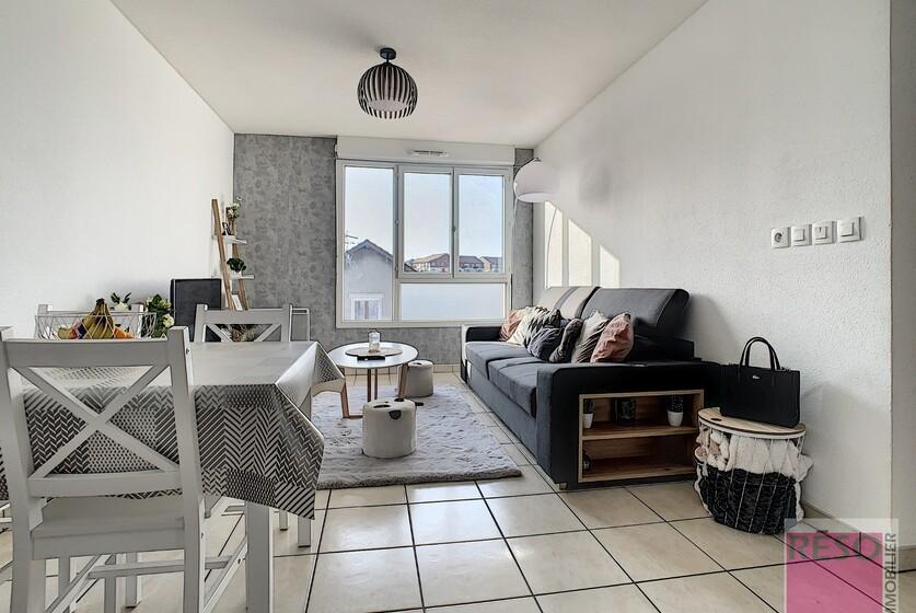 Vente Appartement 2 pièces 51m² Ville-la-Grand (74100) - photo