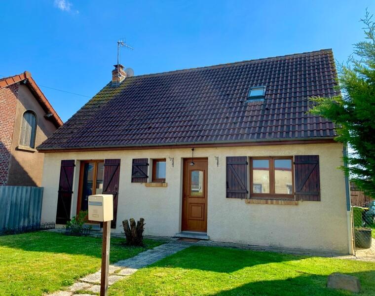 Vente Maison 4 pièces 96m² Chauny (02300) - photo