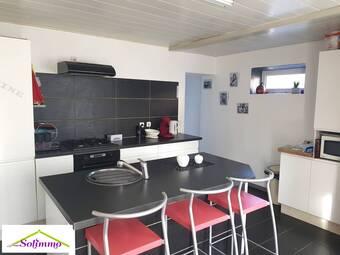 Vente Maison 3 pièces 88m² Aoste (38490) - photo