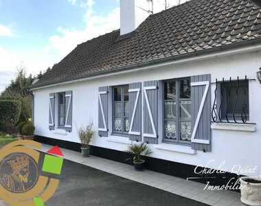 Sale House 5 rooms 122m² Montreuil (62170) - photo