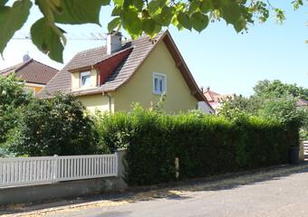 Vente Maison 4 pièces 110m² Riedisheim (68400) - photo