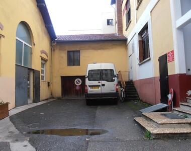 Location Garage 16m² Grenoble (38000) - photo