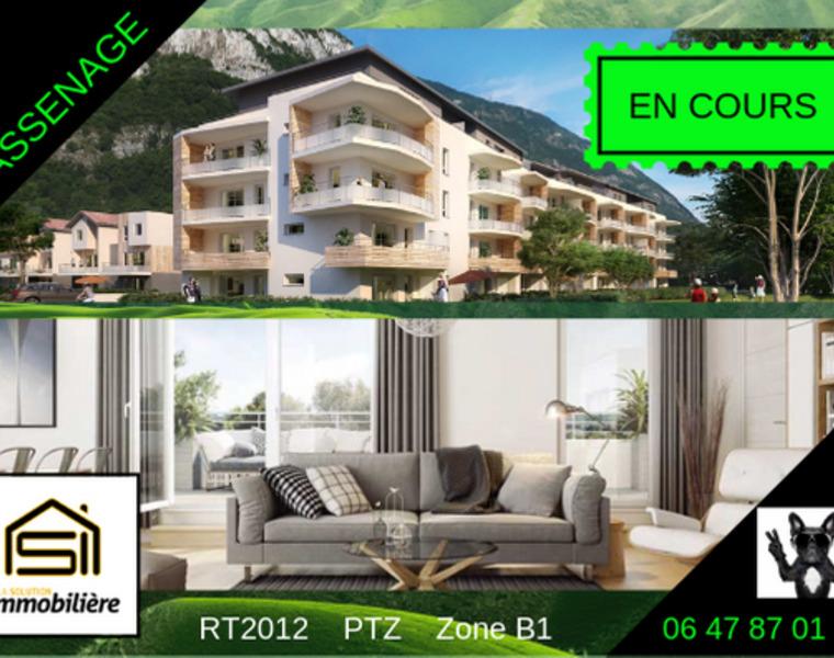 Sale Apartment 2 rooms 46m² Sassenage (38360) - photo