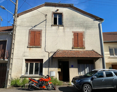 Sale House 125m² Saint-Loup-sur-Semouse (70800) - photo