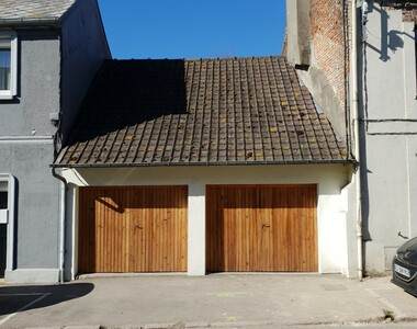 Vente Garage Neuville-sous-Montreuil (62170) - photo
