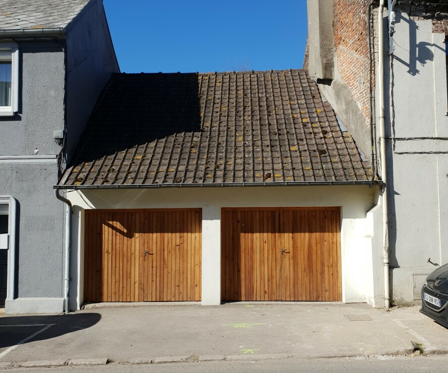 Sale Garage Neuville-sous-Montreuil (62170) - photo