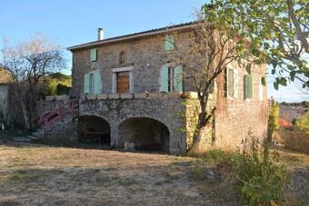Vente Maison 4 pièces 170m² Saint-Remèze (07700) - photo