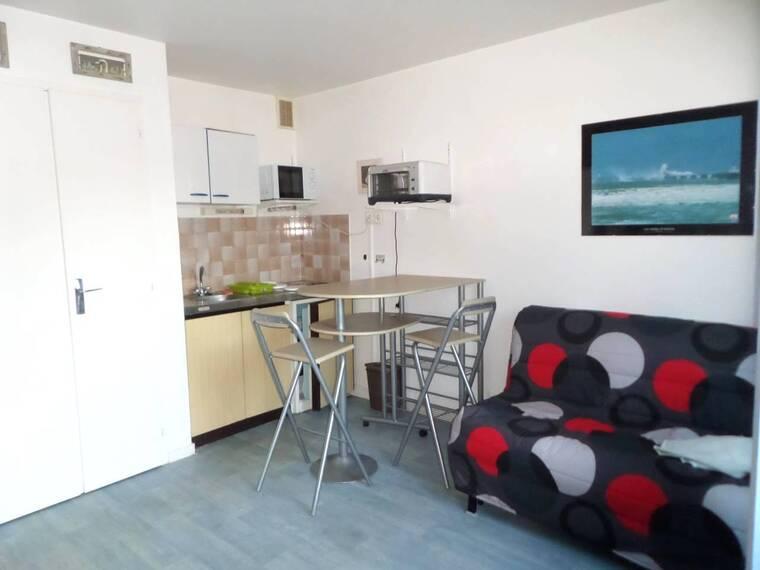 Vente Appartement 1 pièce 21m² Les Sables-d'Olonne (85100) - photo
