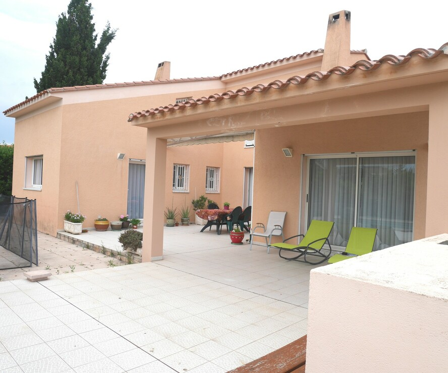 Vente Maison 7 pièces 220m² Rivesaltes (66600) - photo