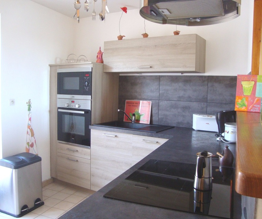Vente Appartement 4 pièces 75m² Luzinay (38200) - photo