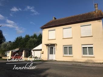 Vente Maison 7 pièces 120m² Beaurainville (62990) - photo