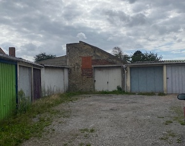 Vente Garage 16m² Grand-Fort-Philippe (59153) - photo