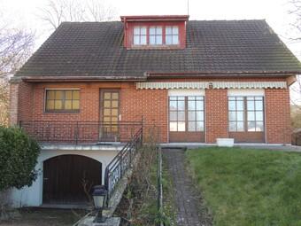 Vente Maison 6 pièces 101m² Étaples (62630) - photo