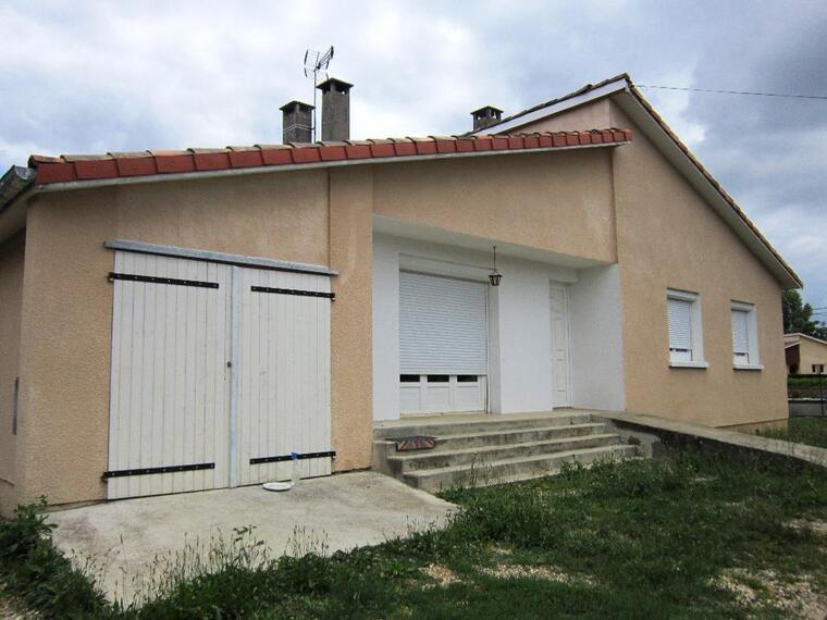 Location Maison 5 pièces 90m² Lombez (32220) - photo