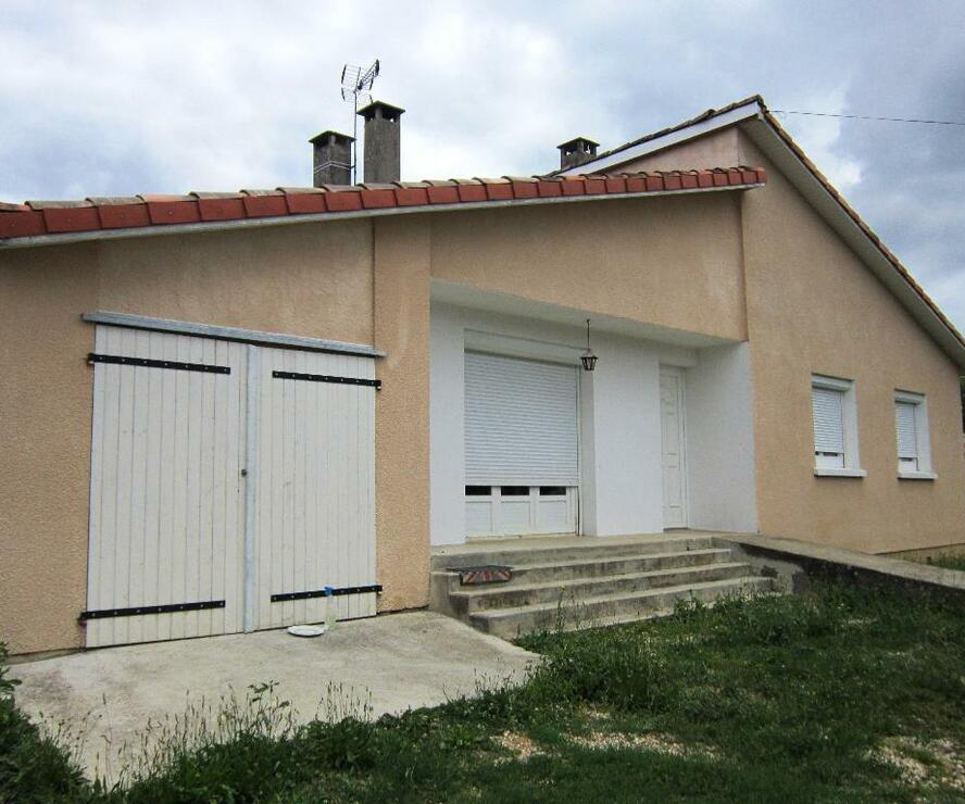 Renting House 5 rooms 90m² Lombez (32220) - photo